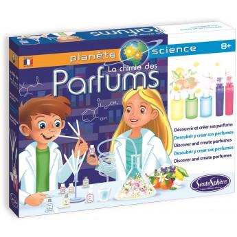 Zestaw naukowy do robienia perfum SentoSphere 2832
