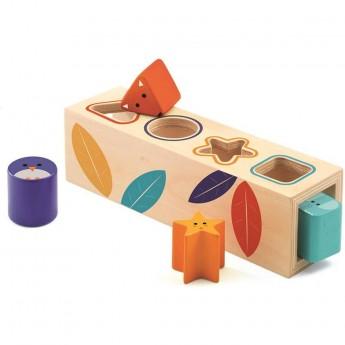 Djeco Sorter kształtów Boita Basic dla dzieci +12 mc