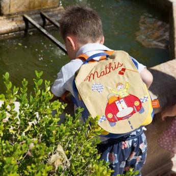 Plecak dla dziecka 2 lata Formuła 1, L'Oiseau Bateau