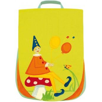 Plecak dla dziecka 2 lata Chłopiec z balonikami, L'Oiseau Bateau