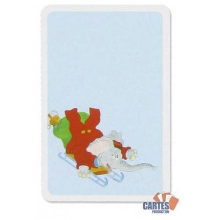 Gra karciana Badaboum dla dzieci od 4 lat, France Cartes