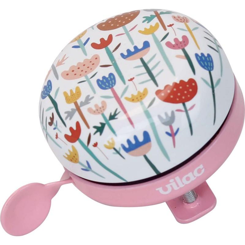 Vilac dzwonek rowerowy dla dzieci różowy by Suzy Ultman