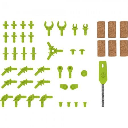 Haba Zwierzęta Connectors Terra Kids zestaw konstrukcyjny +8
