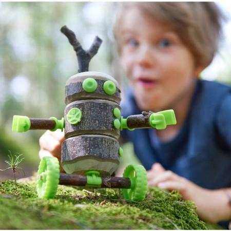 Haba Technologia Connectors Terra Kids zestaw konstrukcyjny +8