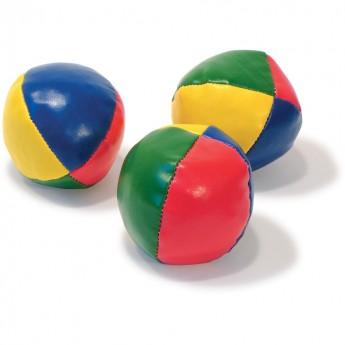 Piłki do żonglowania 3szt, Vilac
