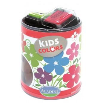 Aladine Zestaw Tuszy Energia 10 kolorów dla dzieci +3