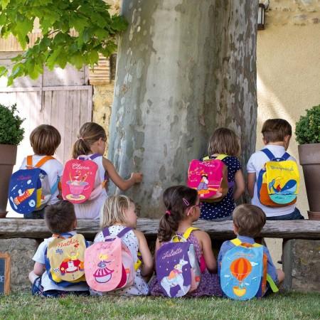 Plecak do przedszkola Alicja w Krainie Czarów, L'Oiseau Bateau