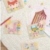 Vilac Puzzle ewolucyjne drewniane by Suzy Ultman