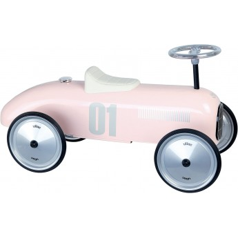 Vilac Jeździk Light Pink vintage