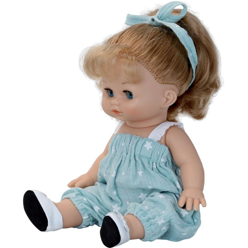 Petitcollin Lalka dla 3 latki Marina 28cm z długimi włosami zabawka