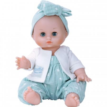 Petitcollin Lalka bobas dla dziewczynki Marilou 28cm +3