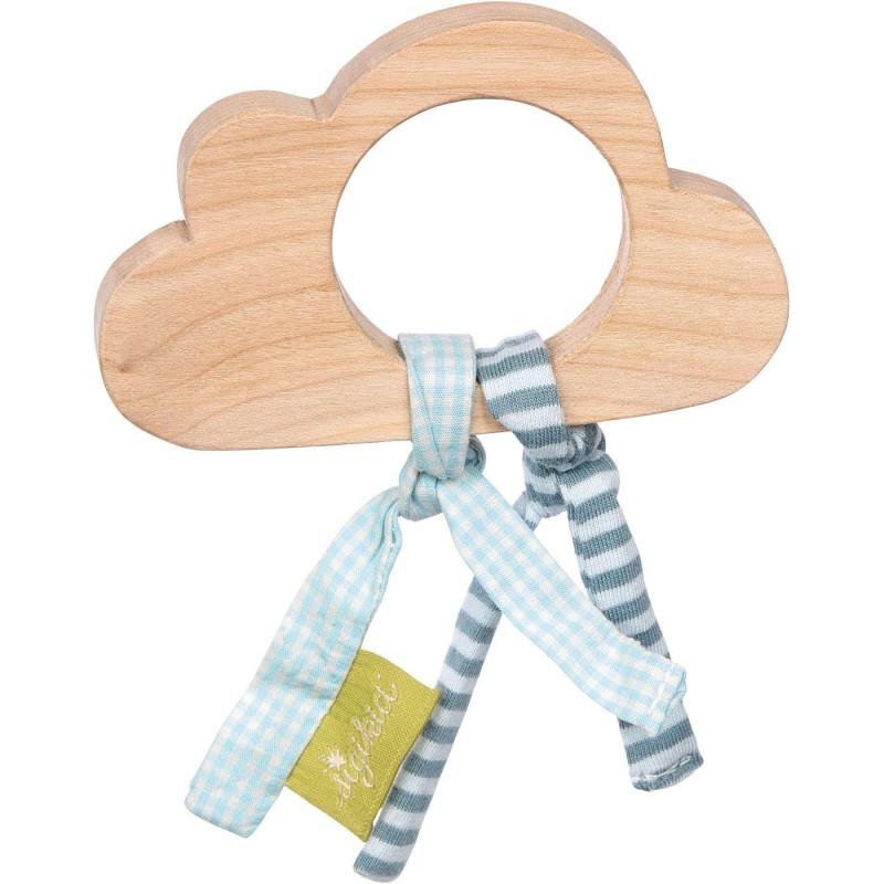 Sigikid Eko-Grzechotka Chmurka zabawka dla niemowląt