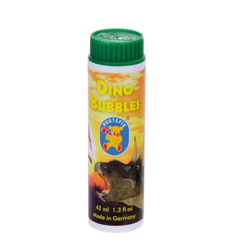 Bańki mydlane Dino Pustefix w tubce 42 ml zabawka od 3 lat