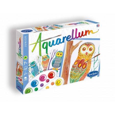Sowy Aquarellum Junior, SentoSphere