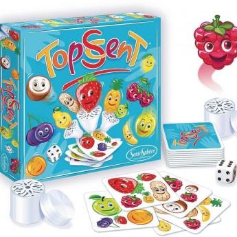 SentoSphere Top Scent gra zapachowa sensoryczna dla dzieci +6