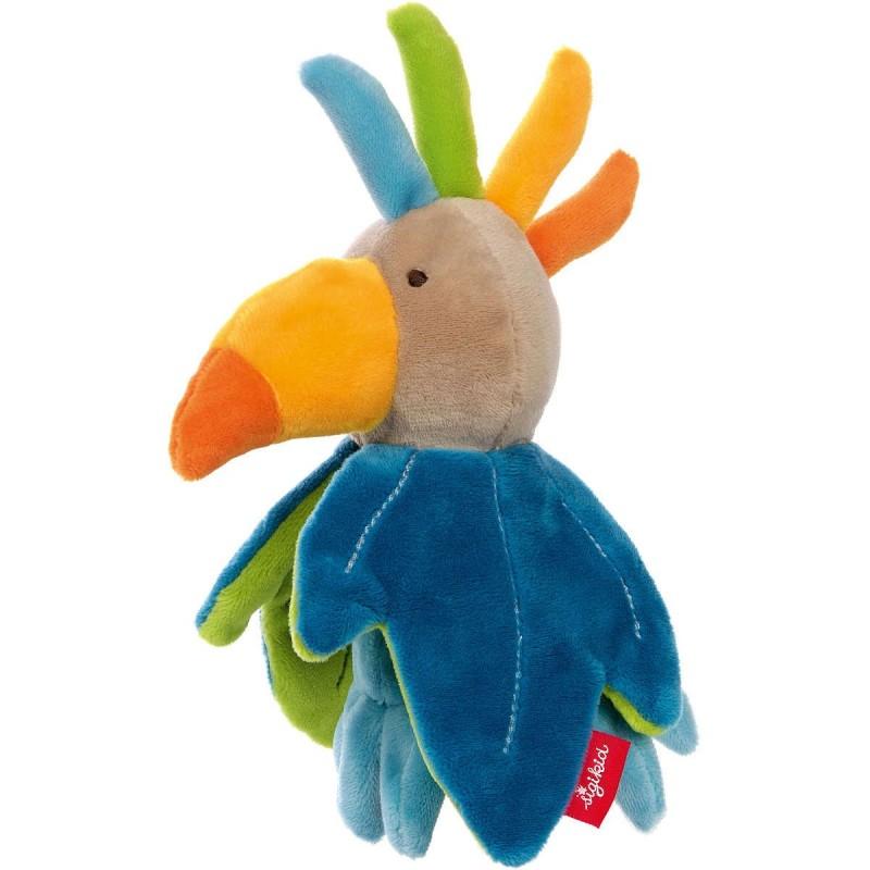 Edukacyjny i sensoryczny Ptak PlayQ +6m, Sigikid