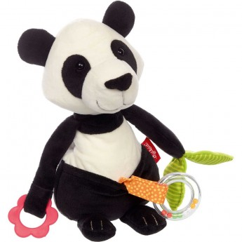 Edukacyjna i sensoryczna Panda PlayQ +6m, Sigikid