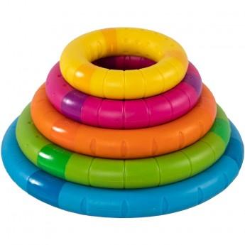 Fat Brain Toys Sprytne Kółka Magnetyczne Tinker Rings +2