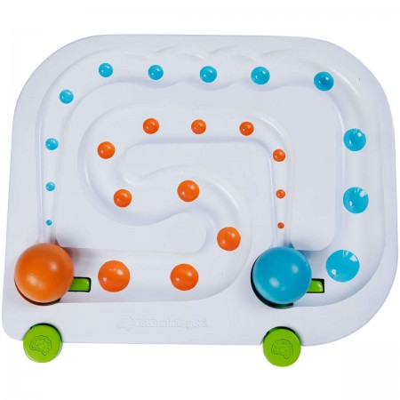 Fat Brain Toys Labirynt dla Kulek RollAgain +2