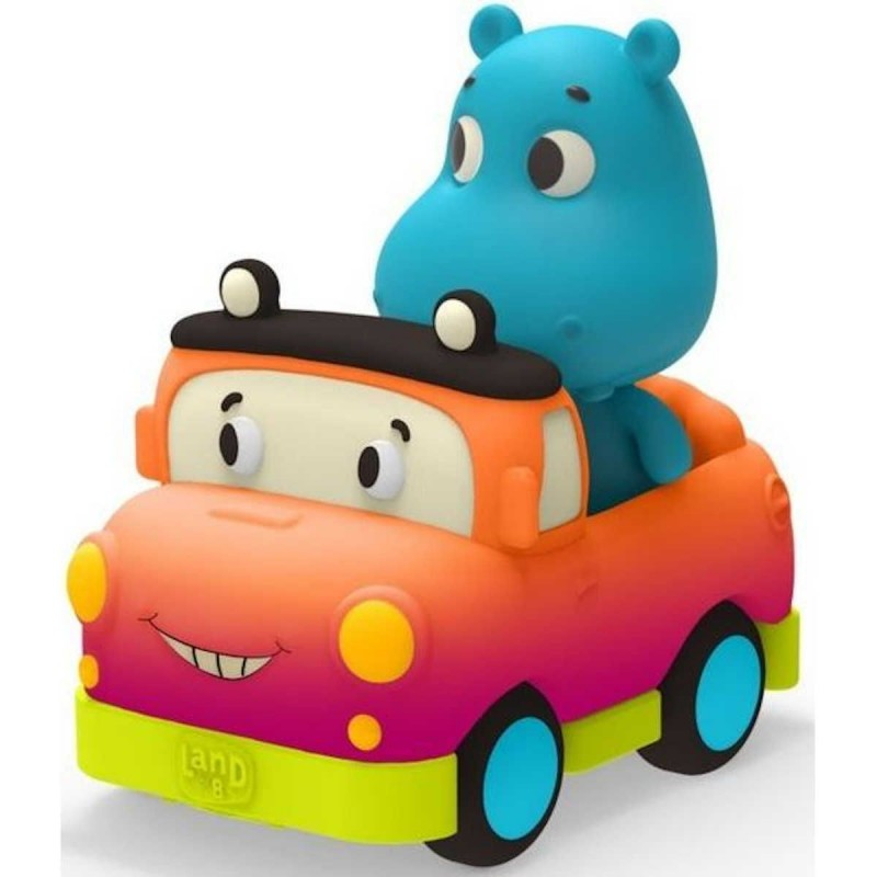 B.Toys Miękkie autko sensoryczne pick-up z Hipciem Land of B. od 12mc
