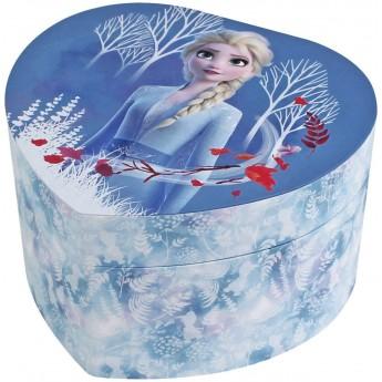 Szkatułka z pozytywką Elsa - Frozen, Trousselier