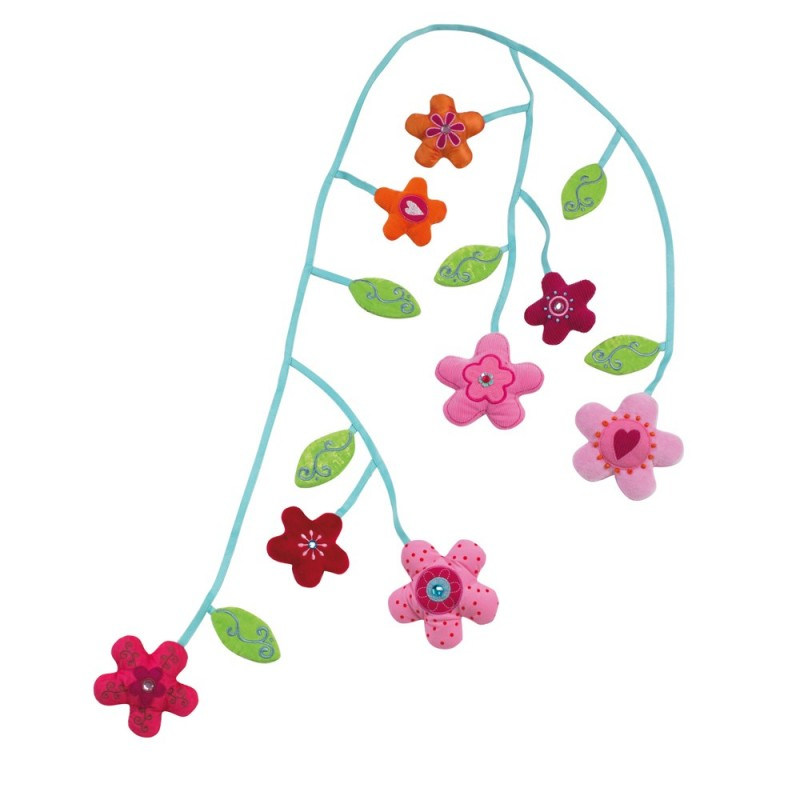 Girlanda na okno Kwiaty Mia, Haba