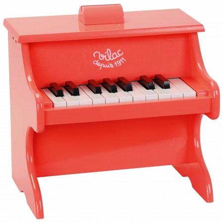 Vilac Pianino Fluo z nutami zabawka drewniana dla dzieci +3