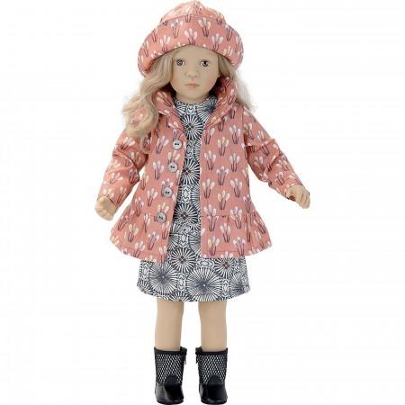 Lalka dla dzieci Elena 48cm z długimi włosami, Petitcollin