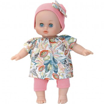 Bobas Papaye lalka z miękkim ciałem 28 cm od 10 mc, Petitcollin