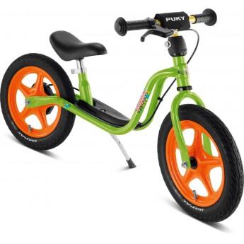 OUTLET Rowerek biegowy LR 1L Br zielony 3+ z hamulcami, Puky