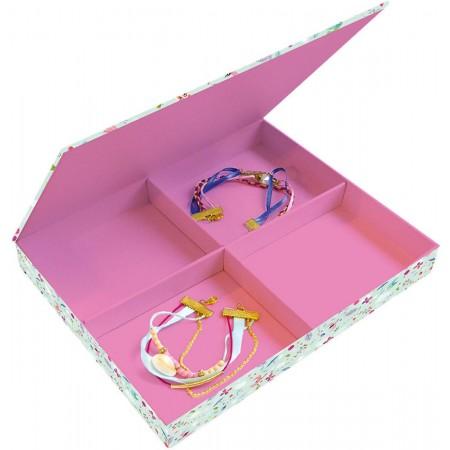 Janod Bransoletki Boho zestaw kreatywny z biżuterią +8