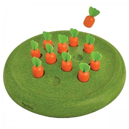 Plan Toys Samotnik drewniana gra logiczna od 3 lat