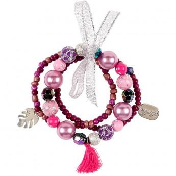 Fioletowa bransoletka dla dzieci Viola Purple, Souza!