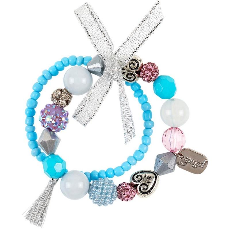 Niebieska bransoletka dla dzieci Lize Blue, Souza!