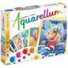 SentoSphere Aquarellum Collector Mitologia 6 obrazów i farby