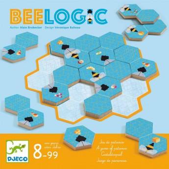 Djeco Gra logiczna Bee Logic