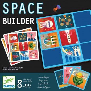 Djeco Gra taktyczna Space Builder