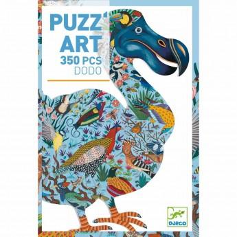 Djeco Puzzle artystyczne Dodo 350 elementów +7