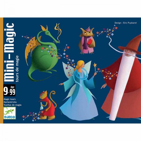 Djeco Gra karciana Mini Magic
