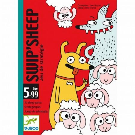 Djeco Gra karciana Swip'sheep