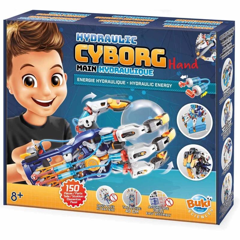 Buki Hydrauliczna Ręka Cyborga +8