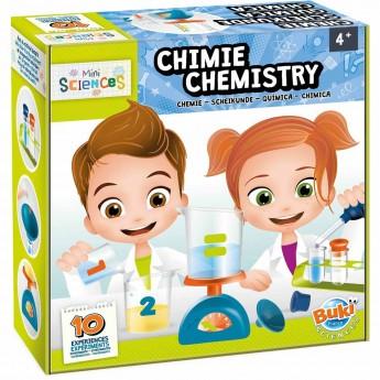 Buki Mini Lab Doświadczenia Chemiczne +4
