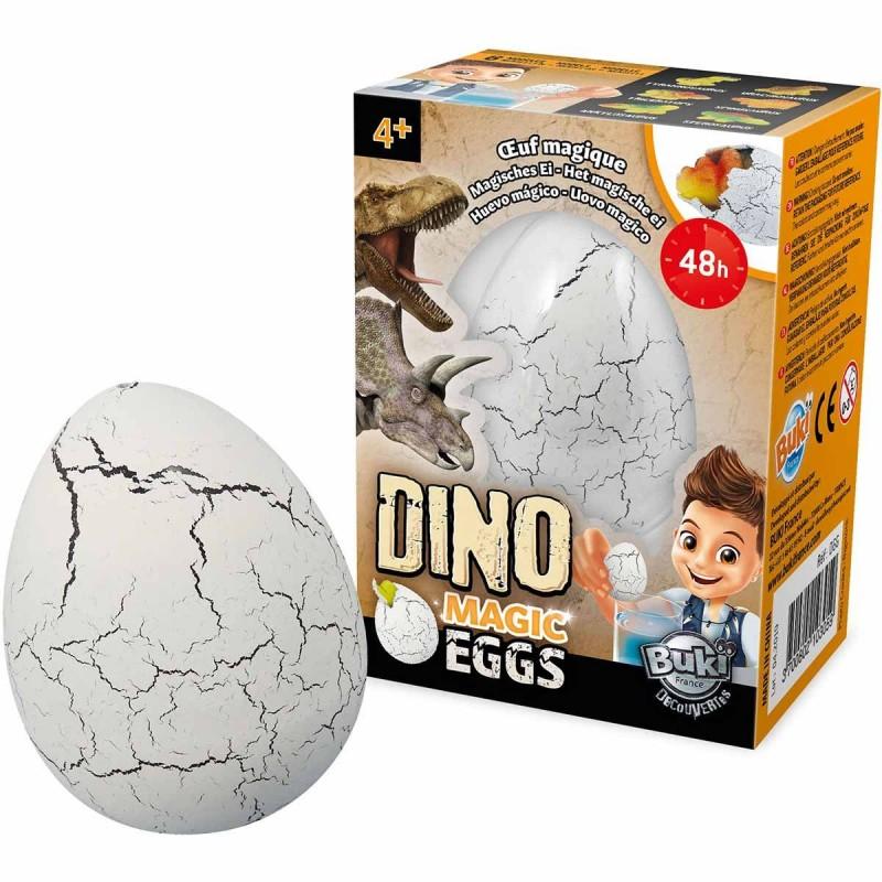 Buki Magiczne jajko dinozaura