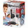 Buki Mikroskop 15 doświadczeń +6