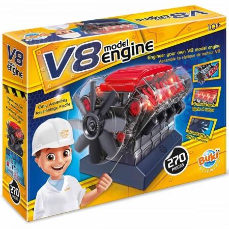 Buki Model silnika V8