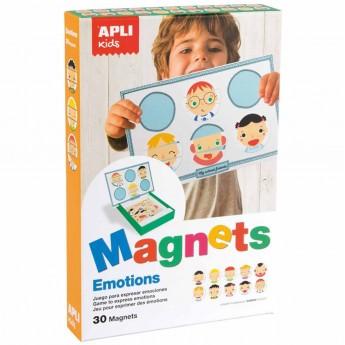 Apli Kids Magnetyczna układanka Emocje +3