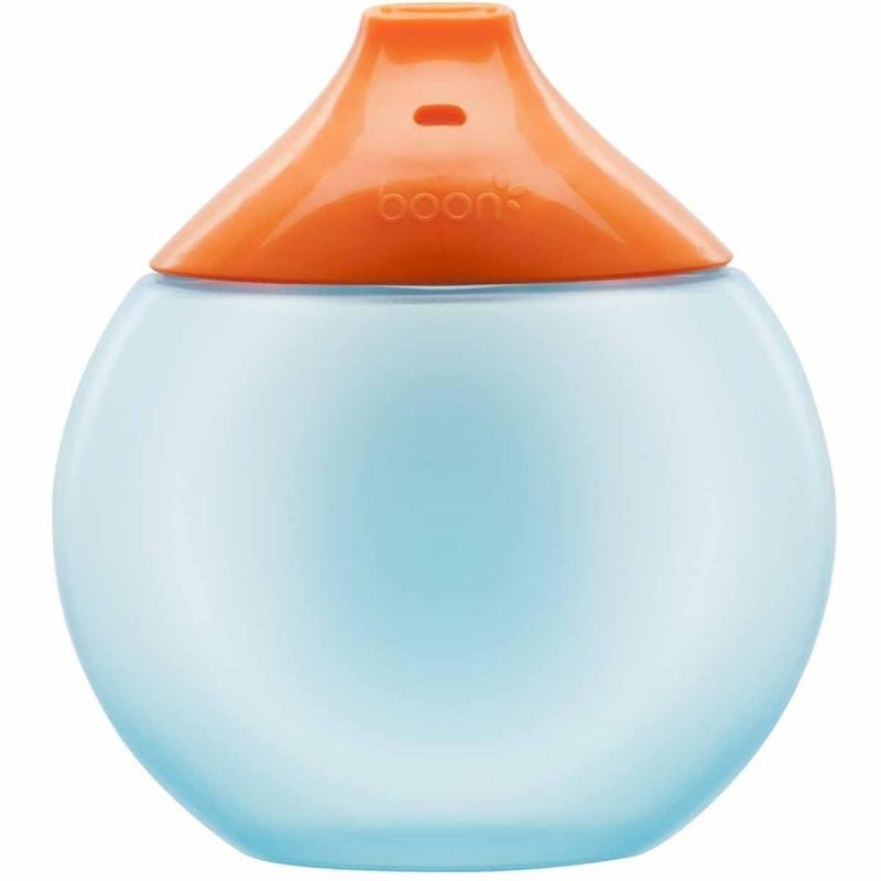 Boon Kubek niekapek fluid Blue/Orange