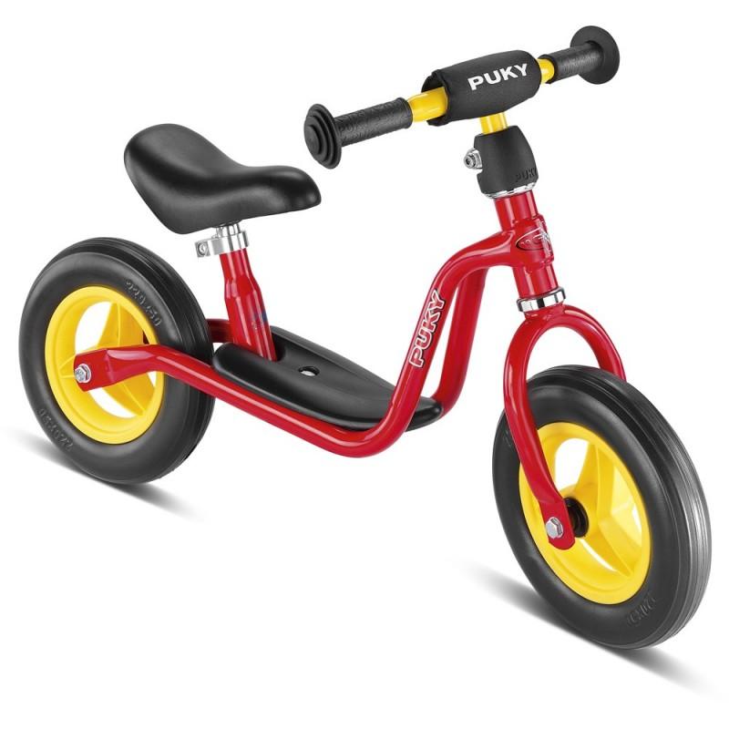 Rowerek biegowy LRM czerwony 2+, Puky