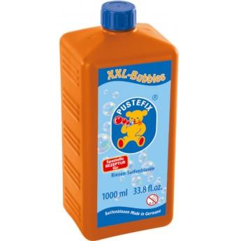 Pustefix XXL płyn do wielkich baniek mydlanych 1l profesjonalna jakość