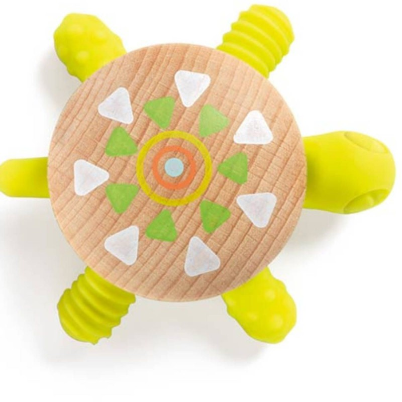 Djeco Gryzak żółw BabyTorti +1 mc